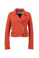 Oakwood Zulina Suede Biker Jacket - Small