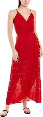Vix Grazi Wrap Dress