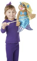 Melissa & Doug Toddler Mermaid Puppet