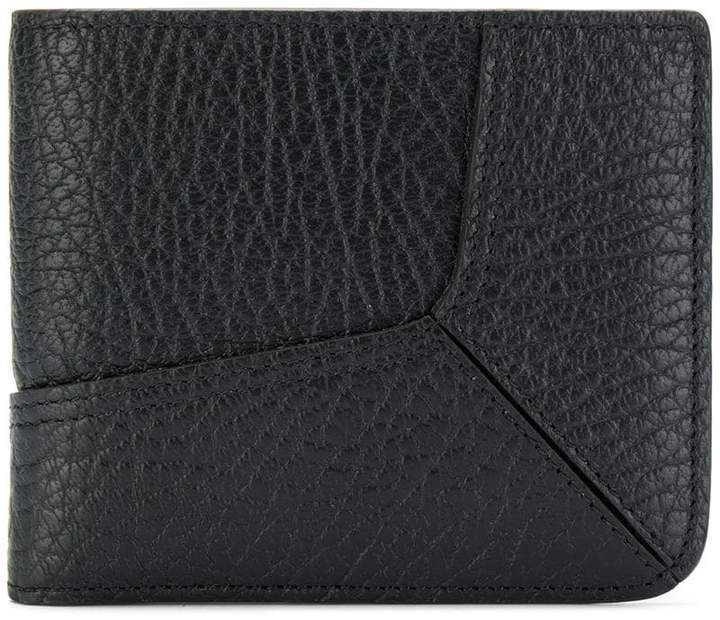 Maison Margiela paneled billfold wallet