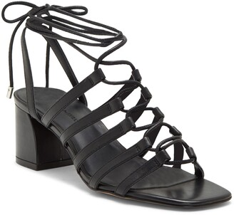 Rebecca Minkoff Reielee Strappy Lace-Up Sandal
