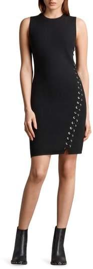AllSaints Amara Knit Dress