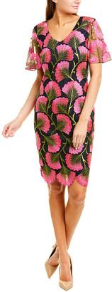 Trina Turk Stahl Shift Dress