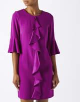 Monsoon Rocco Ruffle Tunic Dress