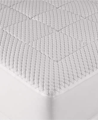 Martha Stewart Dream Science Washable Memory Foam King Mattress Pad by Collection, Bedding