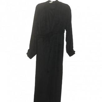 Vilshenko Black Velvet Dresses