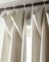 """6009 Parker Each 120""""L Tie-Top Curtain"""