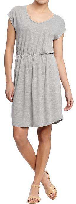 Old Navy Women's Slub-Knit Jersey Dolman Dresses