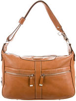 Tod's Pebbled Leather Hobo