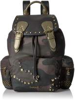 Desigual Bols_vancouver Military Studs Backpack