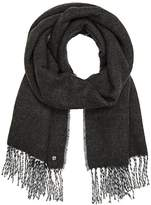 Tom Tailor Women's Two Coloured Long Scarf,(Manufacturer Size: OneSize)