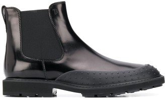 Tod's Gommino chelsea boots