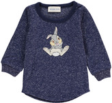 Simple Rabbit Panpan Marl T-Shirt