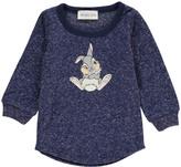 Simple Rabbit Panpan Marl T-Shirt