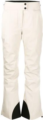 Moncler Kick-Flare Ski Trousers