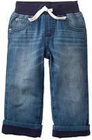 Gymboree Fleece-Lined Jeans
