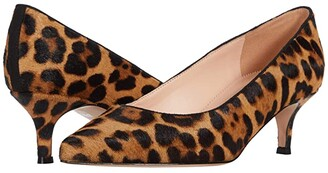 J.Crew Haircalf Eloise Pump (Leopard) Women's Shoes