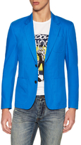 Marc by Marc Jacobs Shrunken Fit Notch Lapel Blazer