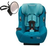 Maxi-Cosi Pria 85 Convertible Car Seat - Teal With Diono Easy-View Ultimate Back Seat Mirror by