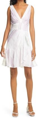 Rebecca Taylor Sleeveless Minidress