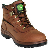 "John Deere Men's Boots WCT 5"" Waterproof Safety Toe Hiker 3604"" Boot"