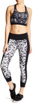 Mono B Two-Tone Abstract Legging