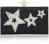 Jason Wu Karlie pearl and crystal-embellished box clutch