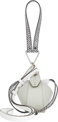 Proenza Schouler Mini Zipper Leather Pochette