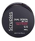 Scruples Dual Design Gel and Wax, 4 Ounce by