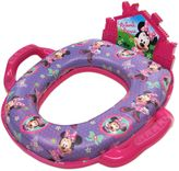 Ginsey Disney® Minnie Mouse Deluxe Soft Potty Trainer with Sound