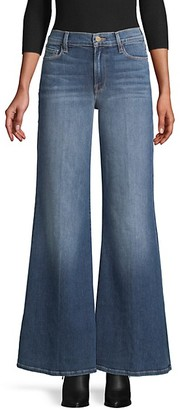 Frame Le Palazzo Flare Jeans