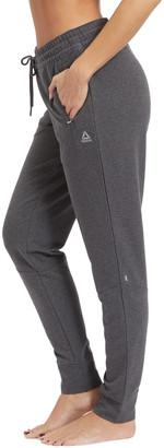 Reebok Women's Sweatpants CHARCOAL - 30'' Charcoal Heather Slim Joggers - Women