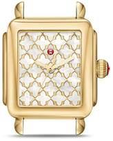 Michele Deco Mosaic Watch Head, 33mm x 35mm