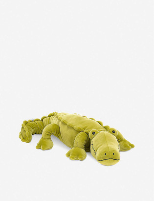 Jellycat Zigzag Croc soft toy 8cm