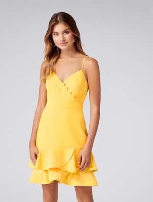 Ever New Morocco Flippy Mini Dress
