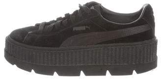 low priced a6e8b f9558 Black Suede Creepers - ShopStyle