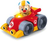 Fisher-Price Laugh & Learn Puppy's Press 'n' Go Car