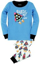 Hatley Boy's Blast Off To Be Pajama Set