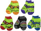 Nickelodeon Toddler Boys Tmnt Boys 5Pk Shorty Bundle