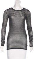 Etoile Isabel Marant Metallic Striped Top