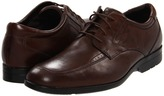 Rockport Business Lite Moc Toe (Medium Brown) - Footwear