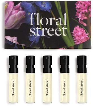 Floral Street Mini Discovery Set Eau De Parfum Dark 5 X 1.5Ml