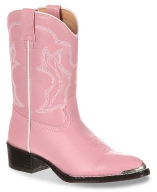 Durango Chrome Western Toddler Cowboy Boot