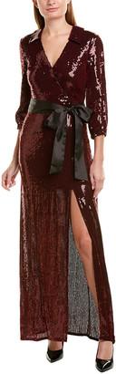 Alice + Olivia Bayley Maxi Dress