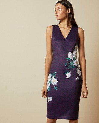 Ted Baker Wilderness Bodycon Dress