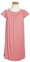 Love, Fire Girl's Stripe Shift Dress