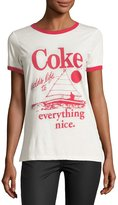 Junk Food Clothing Coke Adds Life Graphic Tee