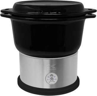 Kalorik 4.8 Quart Ceramic Steamer with Steaming Rack