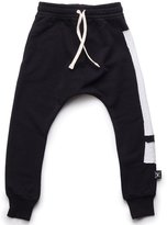 Nununu Infant Exclamation Patch Baggy Pants