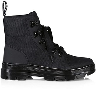 Dr. Martens Combats W Printed Graphic Boots